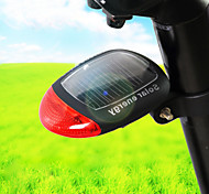 Rear Bike Light - Cycling Waterproof / Easy Carrying / Warning Other more Lumens Solar Cycling/Bike-Lights
