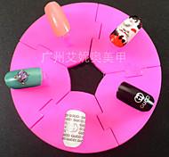 1pcs DIY eva speziellen Sitz fixiert Lotossockel ein Stück Fingerauflage