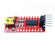 A95 USB turn TTL 3.3V 5V FT232RL download cable mini Interface Module