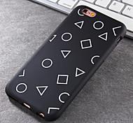 Super Popular Brands High-Grade Graph TPU Soft Phone Case for iPhone 6/6S