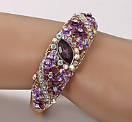 European  fashion painting paints sea Eye bracelet (color random) Tennis Bracelets Wedding / Party /Casual 1pc