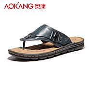 Aokang Da uomo Di pelle Sandali