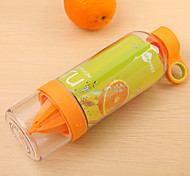Special han edition lemon cup Manual juice fruit cup Healthy, active cup of fruit juice cup