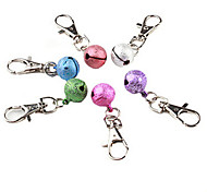 Dog Necklaces - S - Summer - Multicolored - Fashion - Metal