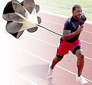 Спорт на открытом воздухе работает учебный тормозным парашютом