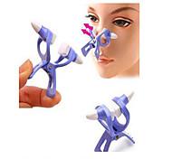 aumentado el puente de la nariz de la nariz nariz Ortesis el clip nasal nariz bonita para poner en práctica
