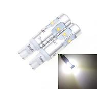 T10 25W LED pour la lampe de voiture (2pcs)