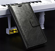 Quality Leather Crazy Horse  with Photo Frame Card Holder TPU Inner Shell Holster for iPhone 6 / 6S (Assorted Colors)