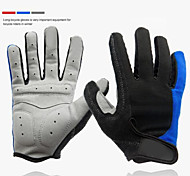 Glove Cycling Women's / Men's Full-finger Gloves Cycling GEL Cushioning Gloves Mountain Bike Protective