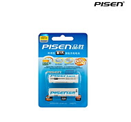 Pisen Rechargeable Ni-Mh AA 2000mAh Battery One Pair (2pcs)
