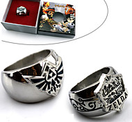 The Legend of Zelda Blue / Silver Alloy Ring More Accessories