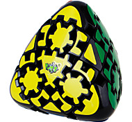 Gear Type Pyramorphix 3-Layers Cube  4-Color Puzzle Magic Cube