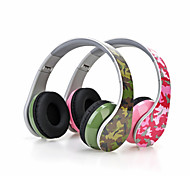 Wireless Bluetooth Adjustable Headphone Foldable Over-Ear Headset Music Earphone  For iphone samsung Tablet PC