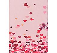 duizend liefde over Open holster met beugel kaart voor Galaxy Tab 3lite t110 / tab 4 7.0 T230 / T350 / T530 / T550