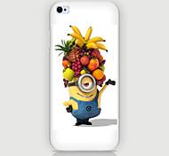 motif fruits PC Phone affaire couvercle du boîtier pour iPhone6 plus / 6s en plus
