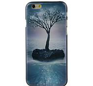 un arbre de haute qualité et de bonne dur cas de motif de prix pour iphone 6 / 6s