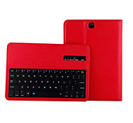 PU Leather Case with Bluetooth 3.0 Keyboard for Samsung Tab S2 9.7/S2 8.0/ A 9.7/A 8.0/S 10.5/S 8.4(Assorted Colors)