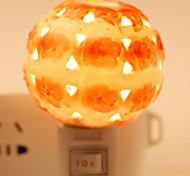 Classic Design Ball-shaped Ceramic Lamp Night Light Bedside Lamp Fragrance