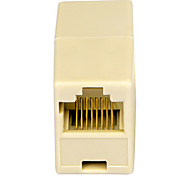 Shengwei® RE-401 RJ45 Male to Female Connection Adapter