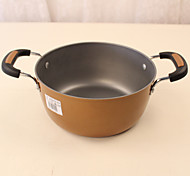 Thickening Ears Soup Pot Home Kitchen Pot 22.5 Cm Korean Hot Pot Pot Fry Pan