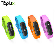Activity Tracker Sport Smart watch Toplux E06 intelligent bracelet waterproof pedometer bluetooth sleep android ios