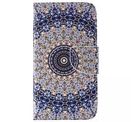 Sun Flower Painted PU Phone Case for Galaxy Grand Prime/Core Prime/J5/J1/J1 Ace/J2