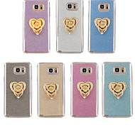 TPU Glitter Powder Holder for Samsung Galaxy Note 5/Note 4/Note 3/Note Edge Assorted Color