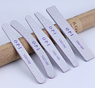 5шт ногтей лак для ногтей модификация файла ушиб и песок измельчения маникюр важно
