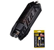 LED-Zaklampen LED 1 Mode 45 Lumens Oplaadbaar / Schokbestendig / Antislip-handgreep / Noodgeval Anderen USB Werkend / Multifunctioneel -