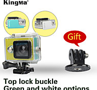 Gopro Accessories Mount/Holder / Gopro Case/Bags / Waterproof Housing For Xiaomi Xiaoyi Floating / WaterproofDiving & Snorkeling /