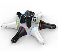 Newest Intelligent 5.2A Real Output 3 USB Car Charger for all Devices