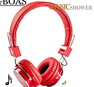 BOAS Wireless Bluetooth 4.1 Stereo Mobile Phone Headphone Studio Headsets with Microphone