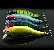 Anmuka Minnow Crank 24.5g 12cm 4pcs  Sea Fishing / Boat Fishing / General Fishing