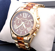 Mk Watches Sell Watches Decorative 3 Eyes Fashion Fashion Table Wrist Watch Cool Watch Unique Watch