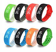 W9 Smart Bracelet / Activity Tracker Water Resistant/Waterproof / Long Standby / Calories Burned / Alarm Clock / Sleep Tracker / TimeriOS