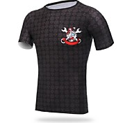 Others Men's Cycling Tops Short Sleeve Bike Spring / Summer / Autumn Breathable / Ultraviolet Resistant / Sweat-wicking