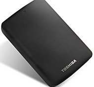 Toshiba USB3.0 500G 2.5-inch Ultrathin Portable External Hard Drive