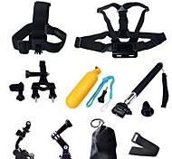 Gopro Accessories Accessory Kit For Others All in One / Convenient / AdjustableSkyDiving / Others / Universal / Military / Aviation /