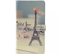 Good Quality PU Leather Flip Case Mobile Phone for Samsung Galaxy J1/J5/J7