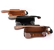 dengpin PU-Leder Halb Kamera Tasche Deckelboden für Fujifilm X-E1 x-e2 xe1 XE2 (verschiedene Farben)