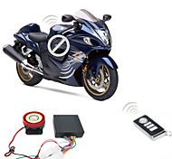 9-16V Motorrad-Alarm-System 125dB 2 Fernbedienungen Anti-Diebstahl-Alarmanlage