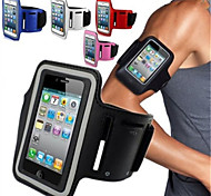 MAYLILANDTM Gym Running Sport Arm Band Armband Case Cover for iPhone 5/5S/4/4S (Assorted Colors)