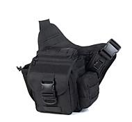 Shoulder Bag / Waist Bag/Camera Bag Camping & Hiking / Climbing / Cycling/Bike Waterproof / Quick Dry / Wearable 9L