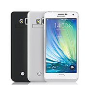 Back Clip Battery Rechargeable External Battery Power bank Case  for Samsung Galaxy A7