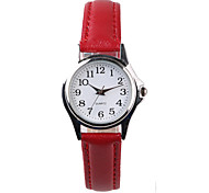 Manufacturers Selling Lucky Red Belt Ladies Watch