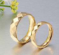 Woman`s /man  Party  Work  Casual Titanium Steel Band Ring