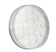 GX53 4W 25 SMD 5050 260 LM Warm White LED Spotlight AC 220-240 V