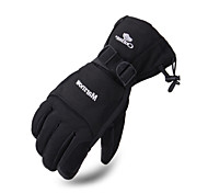 Classic Men's Ski Gloves Snowboard Gloves Snowmobile Motorcycle Riding Gloves Windproof Waterproof Snow Gloves 908