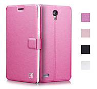 ASLING Protective Flip-Open PU Leather Case Full Body Credit Card Holder Slots Luxury Cell Phone Bag For Redmi Note 2