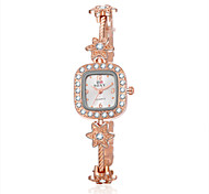 New Women'S Crystal Wrist-Watches Fashion Characteristic Bracelets Watch Versatile Watch Unique Women'S Watches